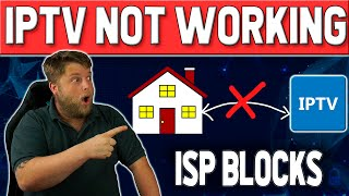 IPTV NOT WORKING?  //  New ISP…