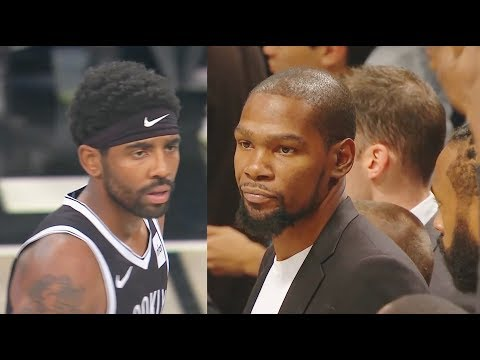 Kyrie Irving Shocks Nets Crowd In Debut With Crazy 50 Points! Nets Vs Timberwolves