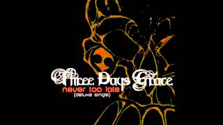 Never Too Late - Three Days Grace (instrumental)