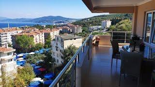 A Great Seaside Apartment For Sale In Mudanya Town/Bursa