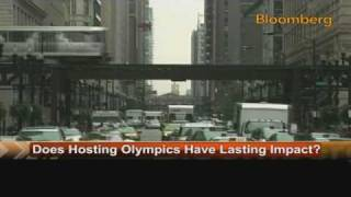 Newman Says Olympics Has Tremendous Impact on Host City: Video