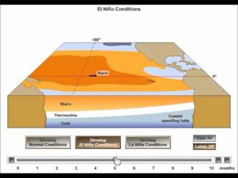 El Nino - La Nina cycle