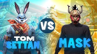 Gaming With Mask Uyir😍|1 VS 1 Battle👽|🖥VS🖥🔥