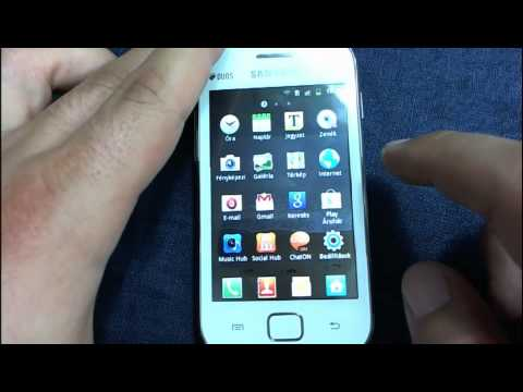 Mobilarena TV: Samsung Galaxy Ace DuoS