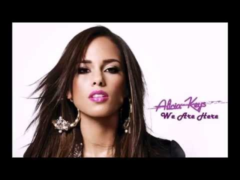 Alicia Keys - We Are Here Song HD