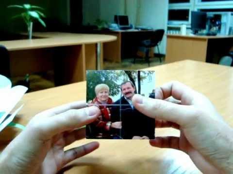 Фото-кубик. Подарок. Беларусь