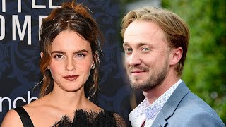 Emma Watson and Tom Felton Join Their 'Harry Potter' Co-Stars for an EPIC Reunion!