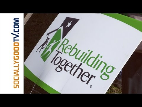 Rebuilding Together: A Cleveland Project