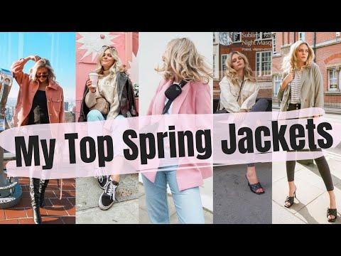 My Spring Jacket