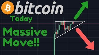 MASSIVE BITCOIN MOVE!!! | Will It Be Up Or Down Though? | Andrew Yang | Vitalik Vs. BSV