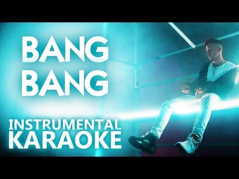 Sfera Ebbasta: BANG BANG (Karaoke - Instrumental)