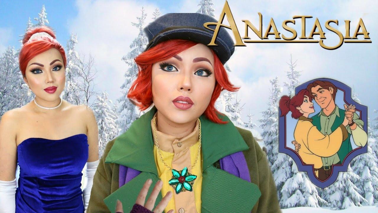 Princess anastasia makeup tutorial!!! Youtube.