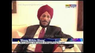 Milkha Singh Interview | Bhaag Milkha Bhaag | Talks About Superhit Hindi Bollywood Movie 2013