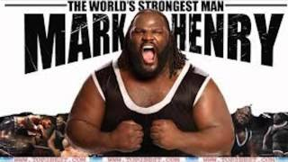 WWE theme song Mark Henry lyrics