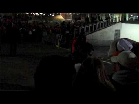 Broncos @ Chiefs - Players Leaving Stadium (Knowshon Moreno)