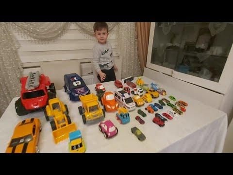 Araba Oyunları | Erkek Çocuk İçin Harika Oyuncak Arabalar | Eğlenceli Çocuk Videosu | Fun Kid