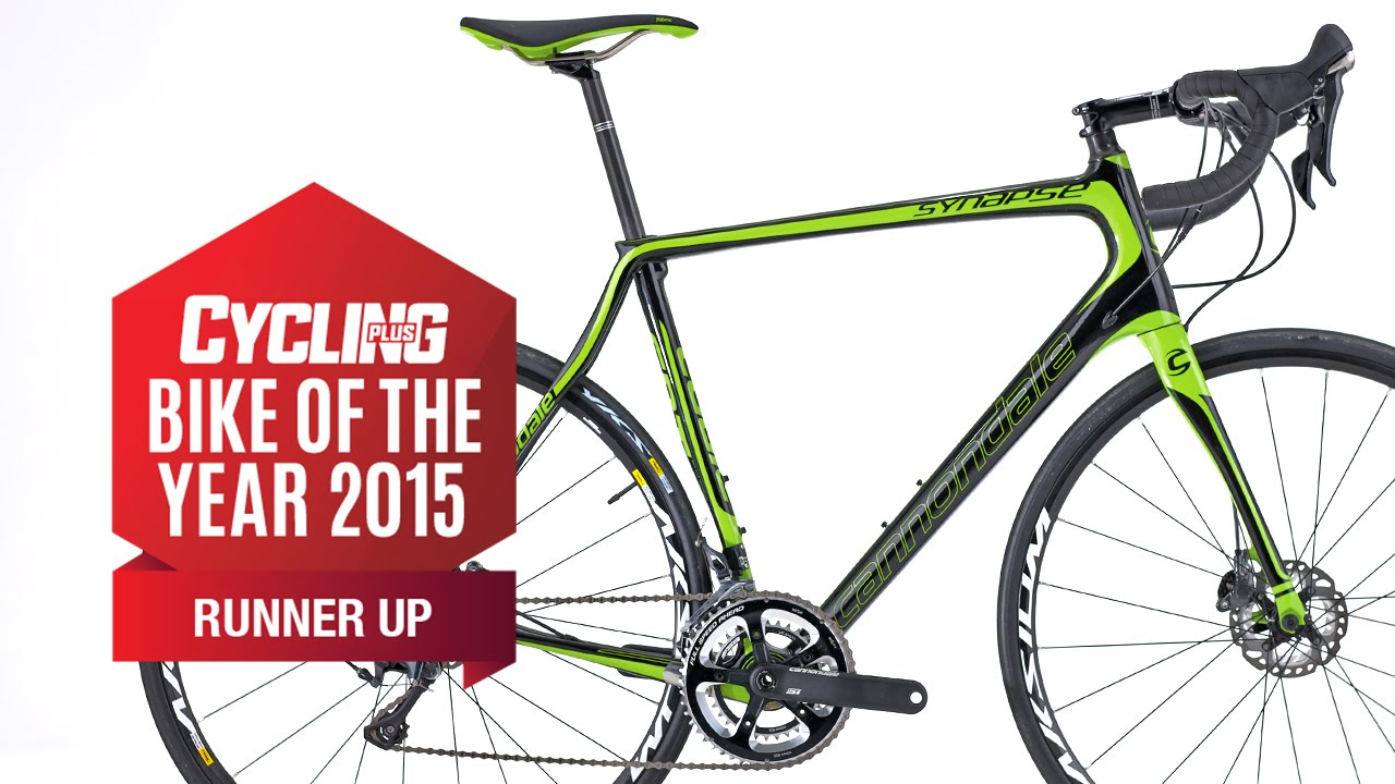 9eb1633c8e2 Cannondale Synapse Disc - Bike of the Year - Contender - YouTube