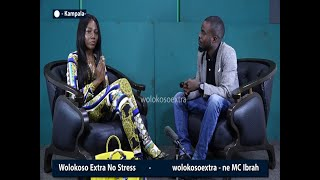 NNALONGO MAGGIE  WA AK-47-Am tired of spending on men,Grenade Official lied to me MC IBRAH INTERVIEW