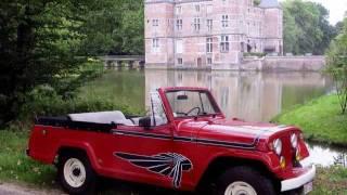 1975 Jeepster Commando...