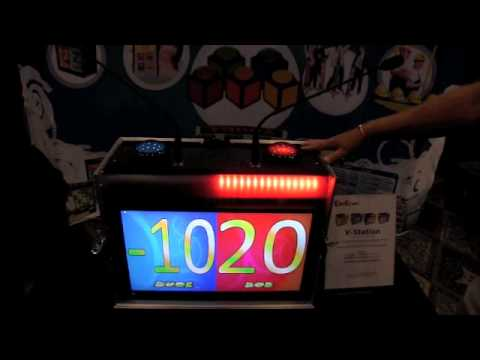 DigiGames V Station With Rob Johnson: By John Young of the Disc Jockey News