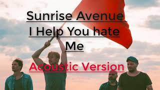Play I Help You Hate Me (Acoustic Session)