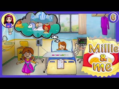 Millie & Me Banana Soup And Chips & Very Strange Toca Dream Part 6 App Gameplay Story