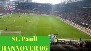 FC ST. Pauli - HANNOVER 96 18.03.2017 am Millerntor