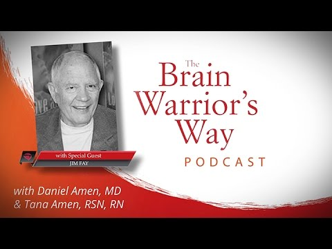 The Brain Warrior's Way Podcast - Parenting, Love, and Logic with Jim Fay