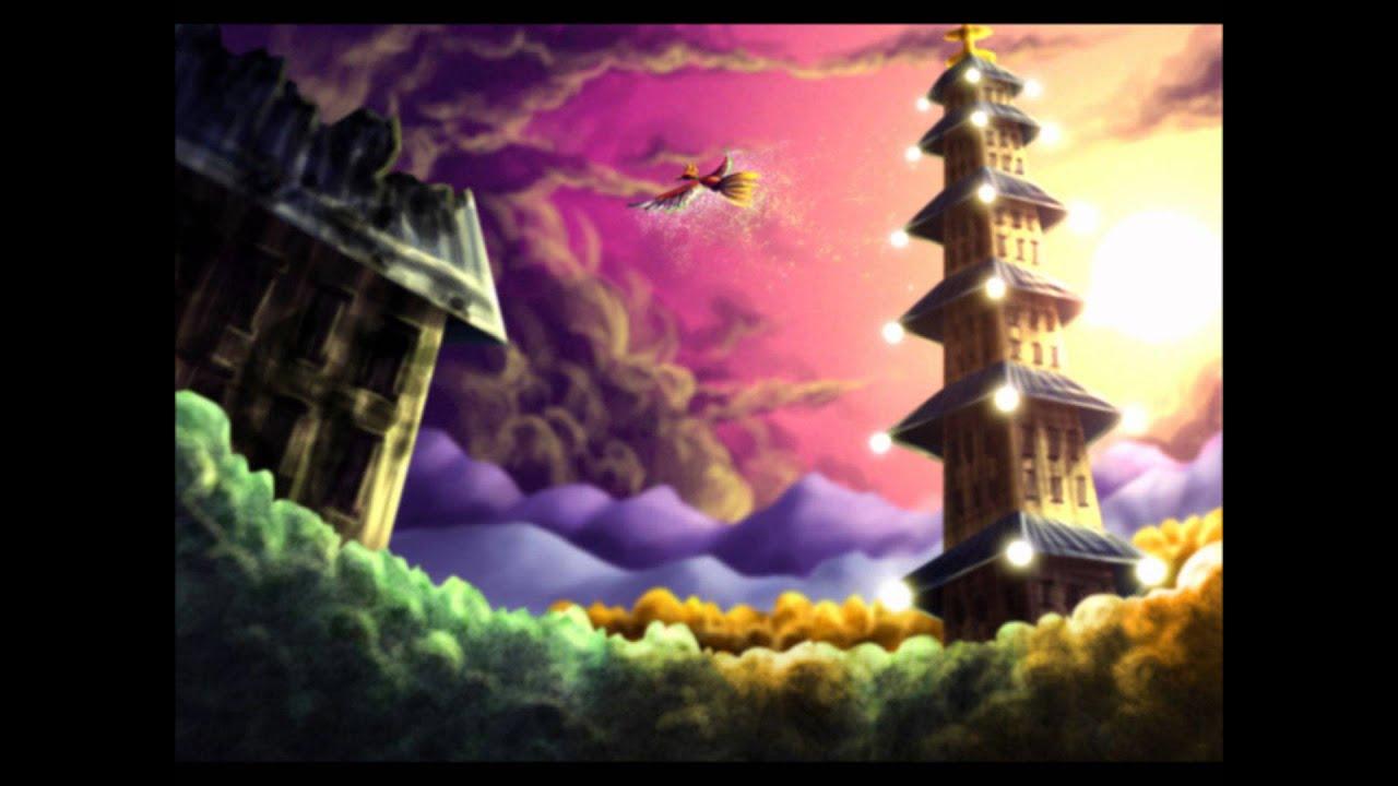 Pokemon Ecruteak City Remix - YouTube