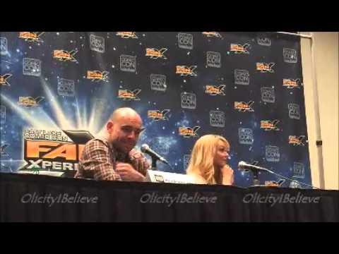Paul Blackthorne & Charlotte Ross  X16  Full Panel