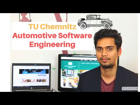 TU Chemnitz | Automotive Software Engineering