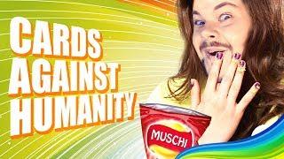 HWSQ #155 - Crispy Crunchy Geschlechtsteile ● Let's Play Cards Against Humanity