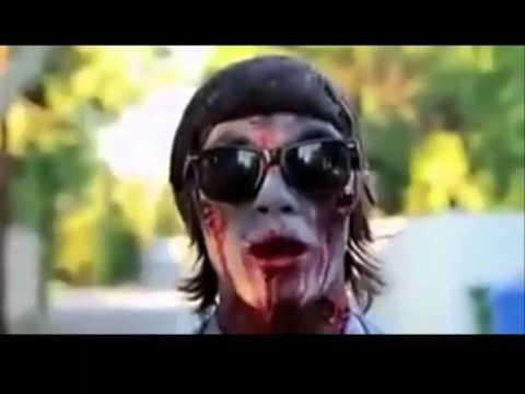 #Funy videos 1 : فيديوهات مضحكة الحلقة الاولة ( الزومبي الراقص ) motarjam