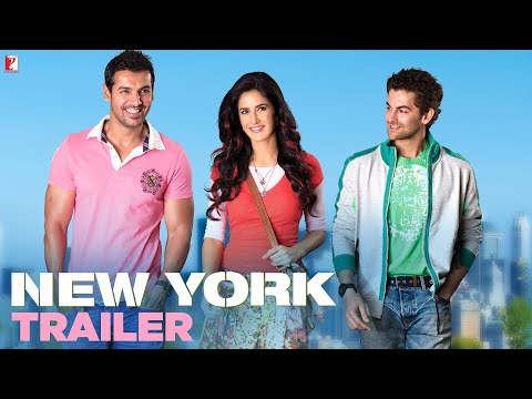New York Trailer with English Subtitles | John Abraham | Katrina Kaif | Neil Nitin Mukesh