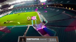32BitsOfGil, Fastest Lap, Miami | Drone Racing League