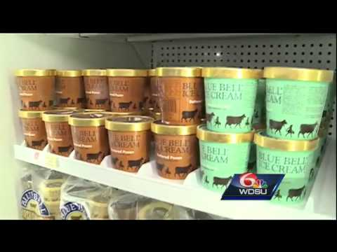 Blue Bell returns to Louisiana