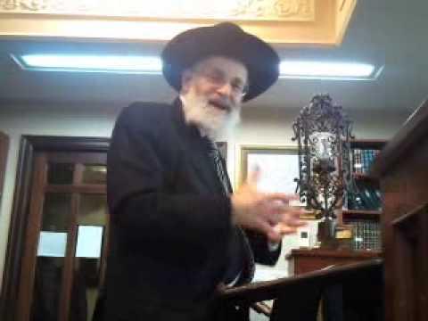 "Hesped in memory of Rav Moshe Reichman by Rabbi Yaakov Hirschman shlit""a"