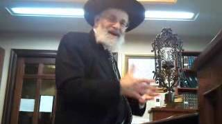 "Hesped in memory of Rav Moshe Reichman by Rabbi Yaakov Hirschman shlit""a"
