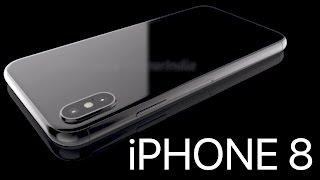 Новый чертеж iPhone 8