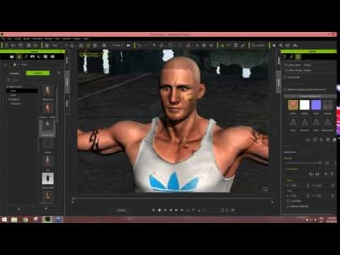 Creating an Action Movie Sequence with iClone 6_August 10, 2016