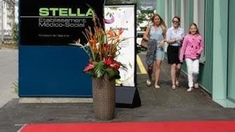 Inauguration de l'EMS Stella 1er juin 2017