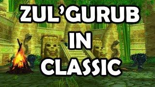 Asmongold Explores Zul'Gurub In The Classic WoW Beta