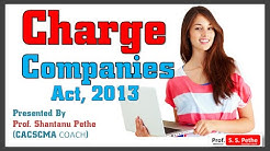 CL=Charges Companies Act 2013 for Jun  Dec 2016