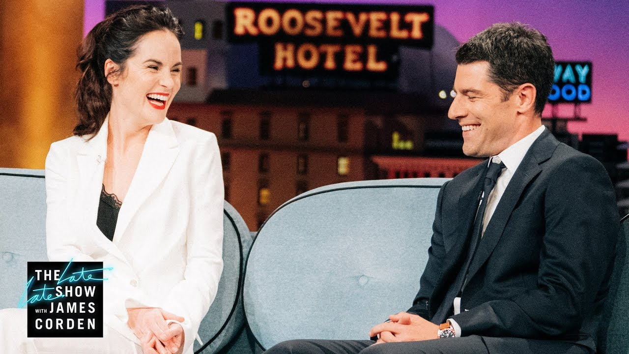 Michelle Dockery & Max Greenfield Are Very Different DJs