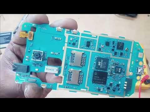 Samsung Z1 Short/Dead Solution