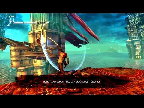 DmC: Devil May Cry walkthrough - Bloodline  