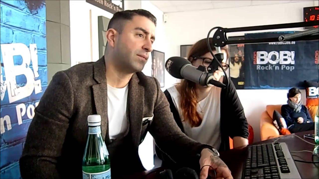 Die Broilers Im RADIO BOB Studio