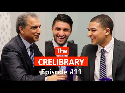 Canada's All-Time Greatest Investment Broker with Avtar Bains | CRELIBRARY Episode #11