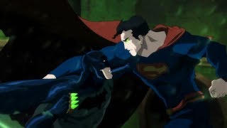 Batman vs Superman (Fight) | Batman: Hush