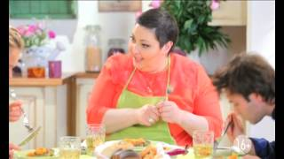 Премьера с 25 августа! «Домашняя кухня» с Ларой Кацовой